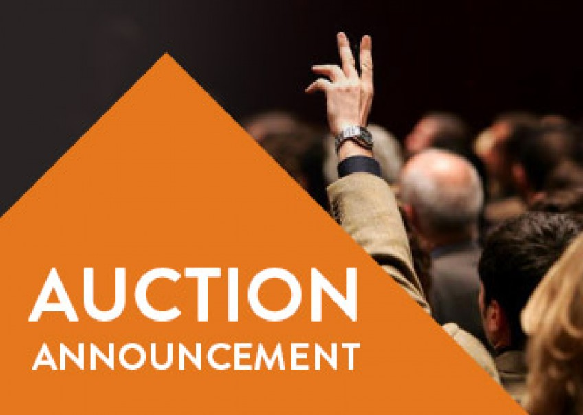 Important Announcement – Lot 2 withdrawn