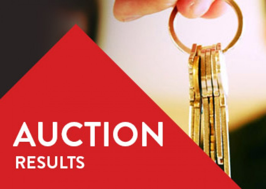 March Property Auction Results